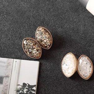 High Quality Gold-Tone Earrings